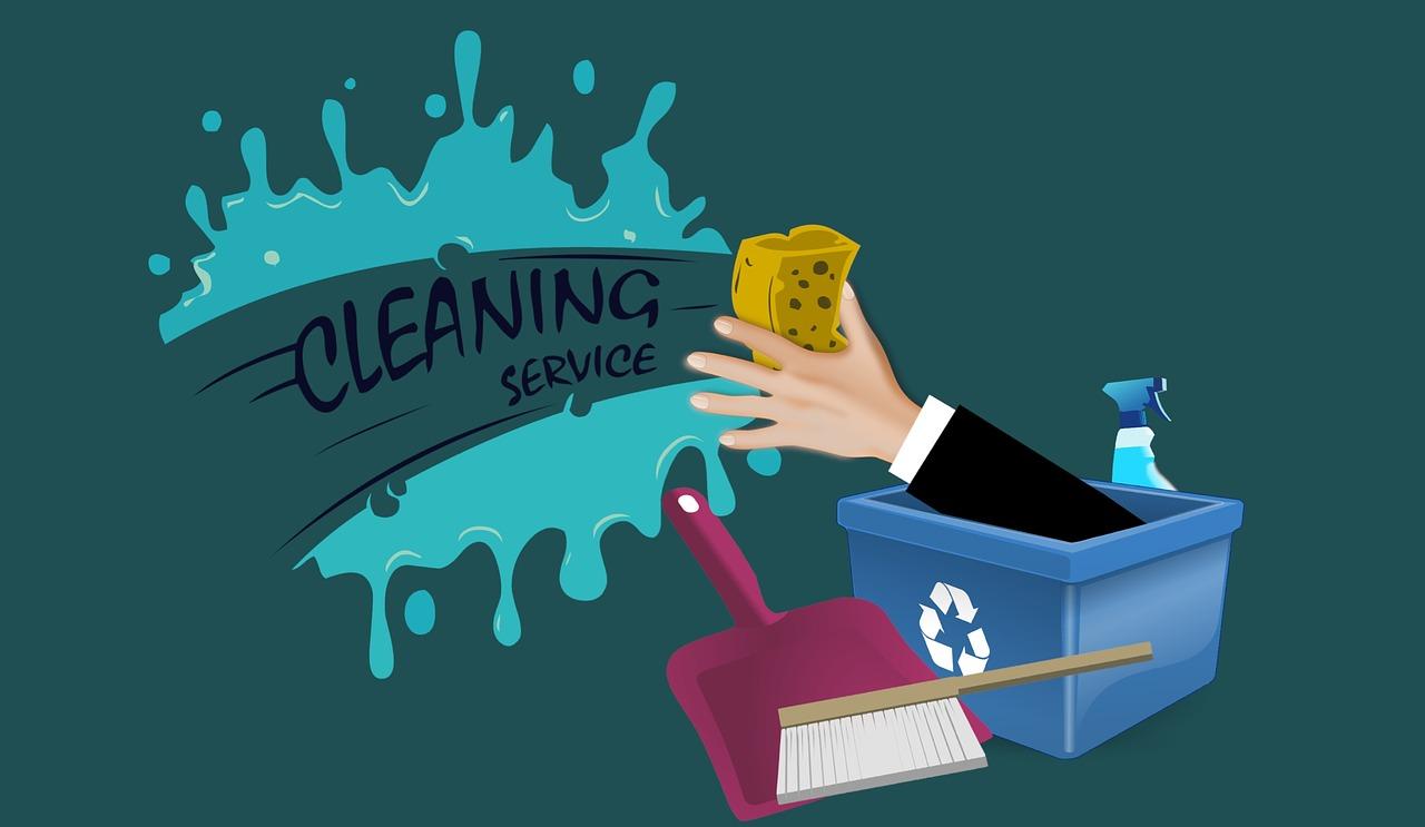 Zoom sur le service de ménage professionnel